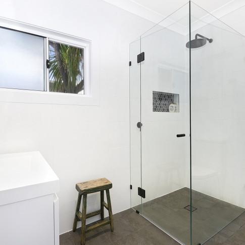 Shire Build Bathroom