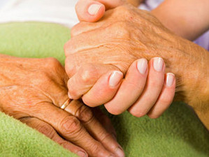 Hospice helps families cope