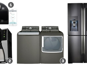 Smart Appliances Clue You in at a Cost