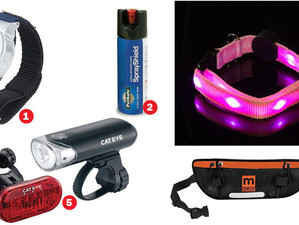 Safety Gadgets for Walking, Hiking