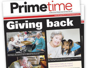 Giving Back: Volunteers make an impact at home and around the world