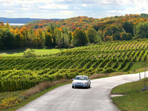 Exhale in Michigan Wine Country