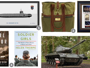 Gift Ideas for the Veterans in Your Life