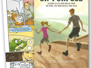 Graphic novel looks at coping, change and transitions