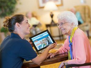 Technology makes improvements, advancements in senior living