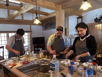 Karuizawa Activity Japanese Cooking Lesson