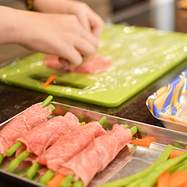 Japanese homestyle cooking class