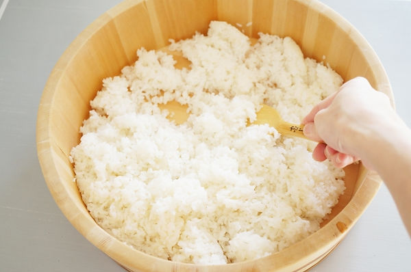 Sushi Rice Recipe without Rice Cooker