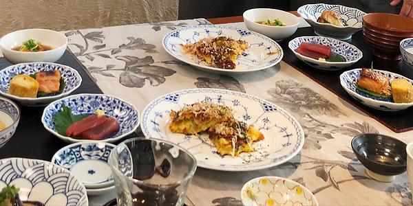 Basic Japanese Seasonal Cooking