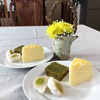 Japanese Sweets Cake Mochi class