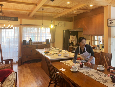 Karuizawa Japanese Cooking Class