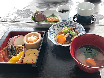 Japanse New Year special dish Osechi