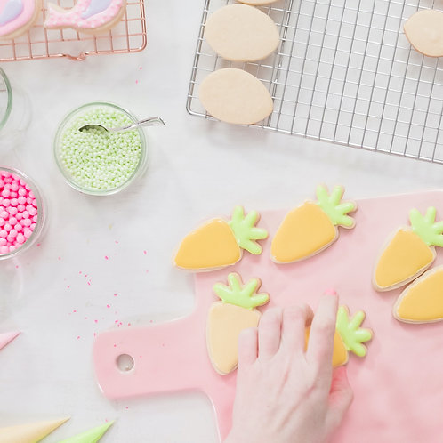 Sweethaven Easter Cookie Kit