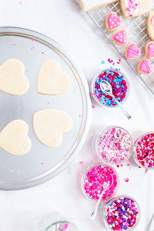 PREORDER: Sweethaven Valentine Cookie Kit