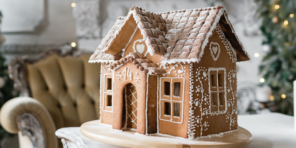 Home Sweet Gingerbread Home Event