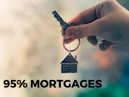 95% Mortgages Start Tomorrow Don't Miss Out !