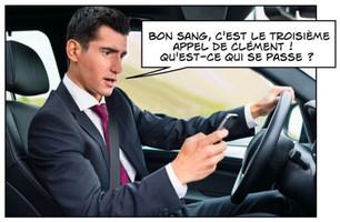 Du 14 au 18 mai, 2èmes Journées de la Sécurité routière au travail.