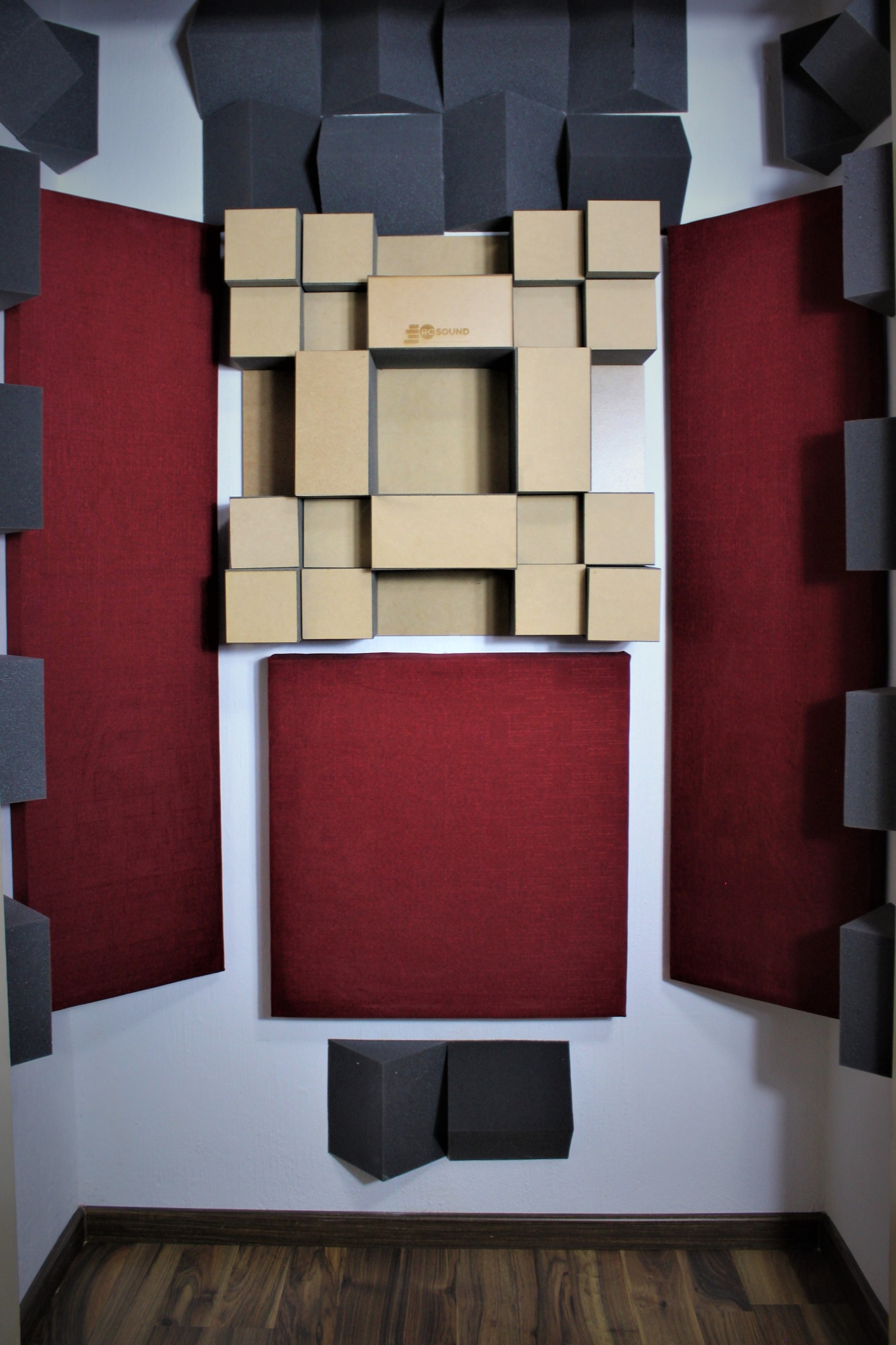 CAP-BA VOCAL BOOTH
