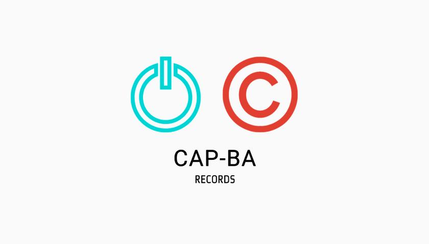 CAP-BA RECORDS LOGO