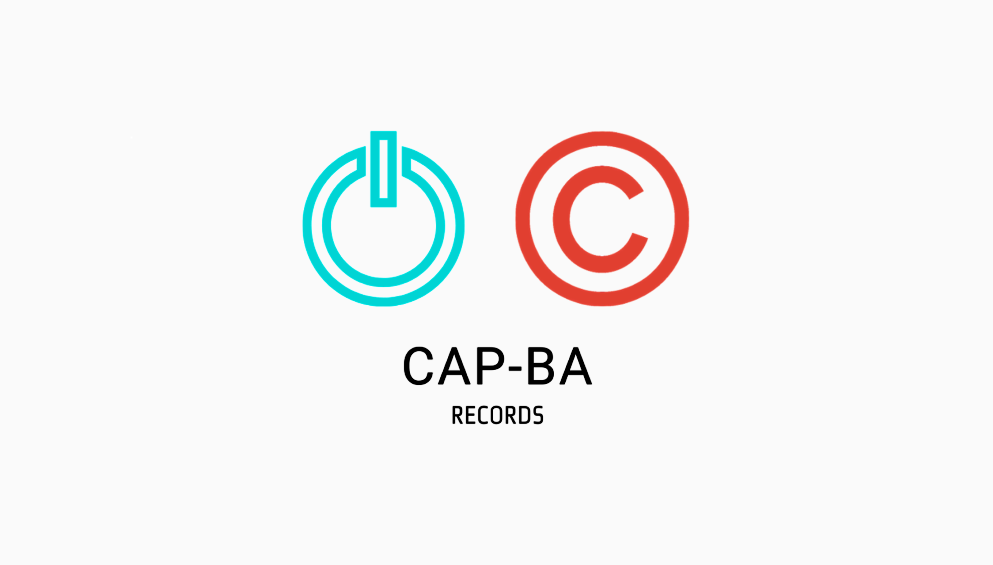 CAP-BA RECORDS LOGO