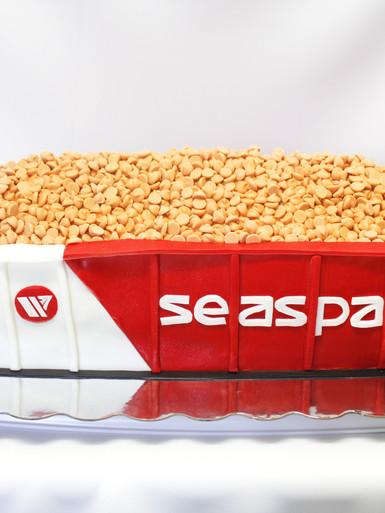 Seaspan Ship Barge