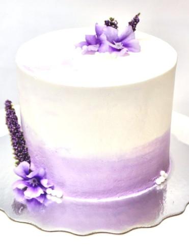 Lavender Ombre
