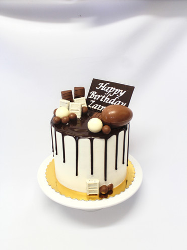 Chocolate Heaven Cake