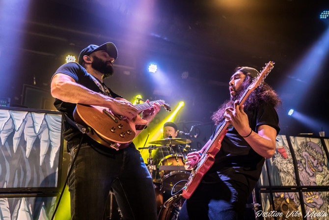 The Expendables, Ballyhoo!, & Kash'd Out @ Baltimore Soundstage 3/6/19