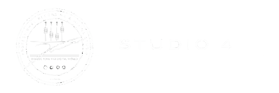 Studio 4 Logo HD  white Website.png