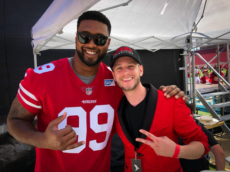 Magic For The 49ers!