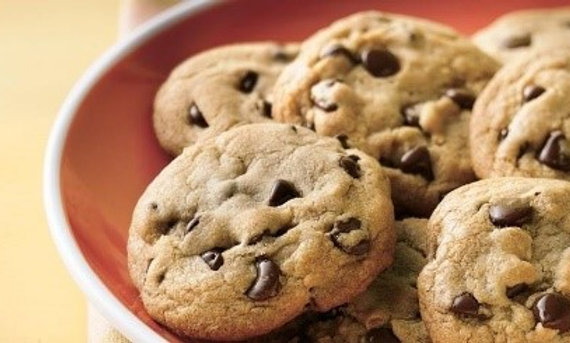 Chocolate Chip Cookies (by the dozen)