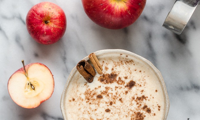 Apple Cinnamon Chai Tea