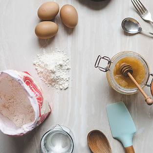 baking products home page