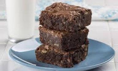 Traditional Chocolate Brownies