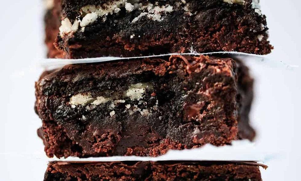 Oreo Madness Brownies
