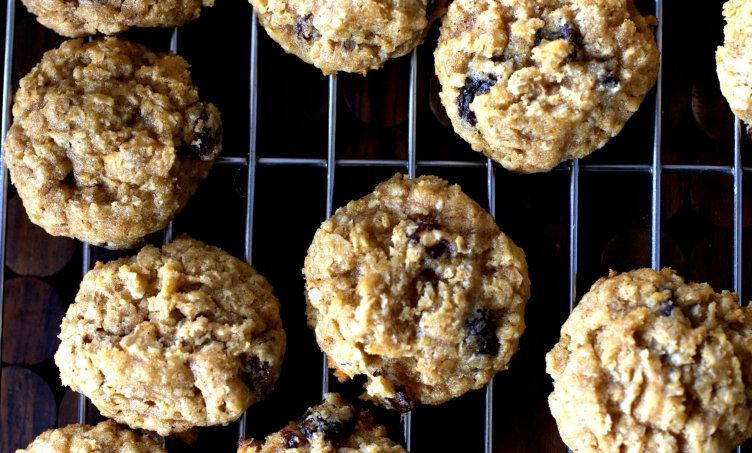 Gourmet Oatmeal Cookies