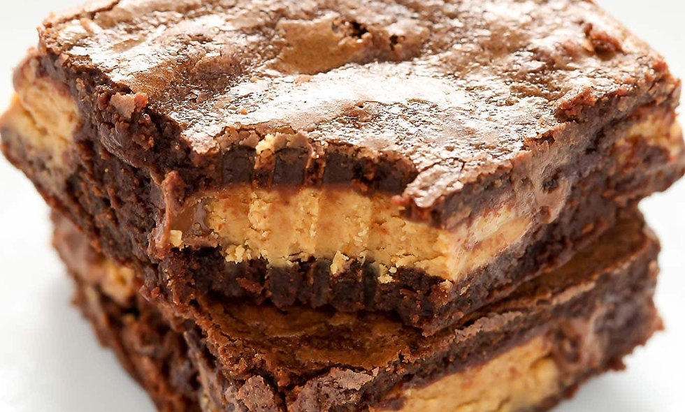 Reese's Brownie Frenzy