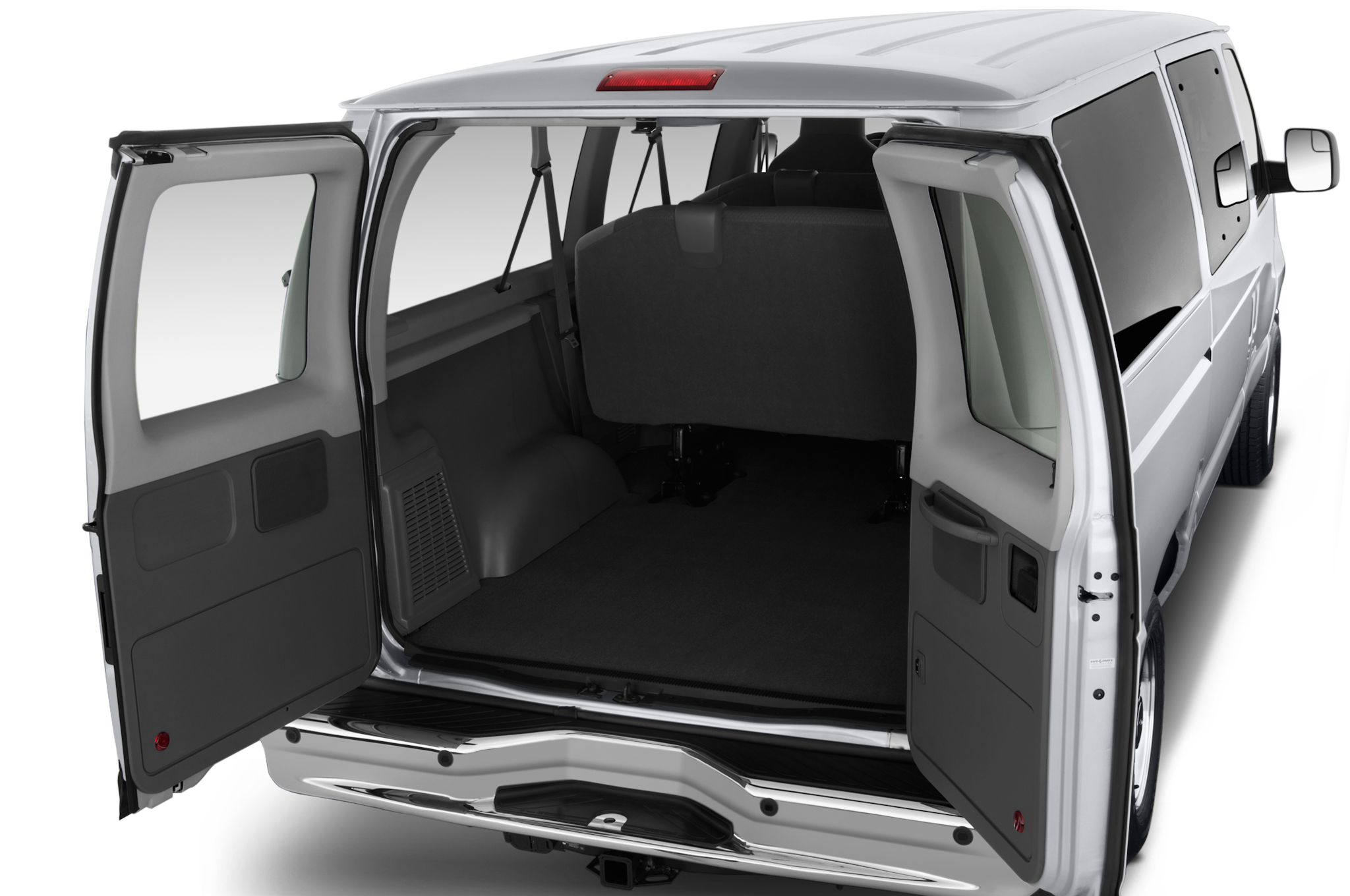 2013-ford-e150-xlt-wagon-van-trunk