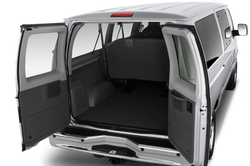 2013-ford-e150-xlt-wagon-van-trunk