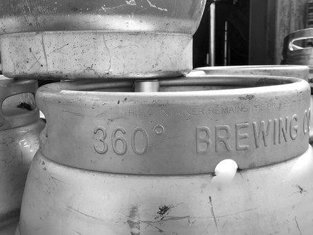 Highweald Beverages acquires 360 Degree Brewing Company