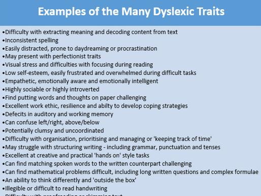 The Dyslexic Variation