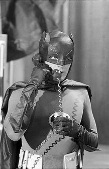 Batman Classic 1966 TV Yes Commissioner