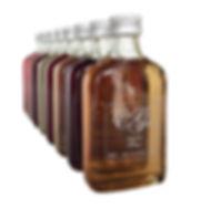 Pocket flask 200ml bottle