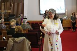 Baptism - Jillian