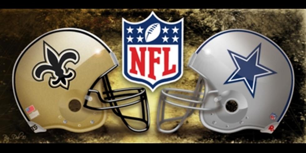 Dallas Cowboys vs New Orleans