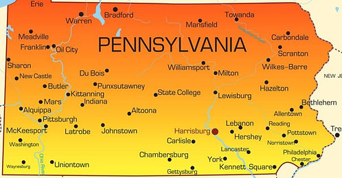 Pennsylvania Marketing Partner 34 of 50