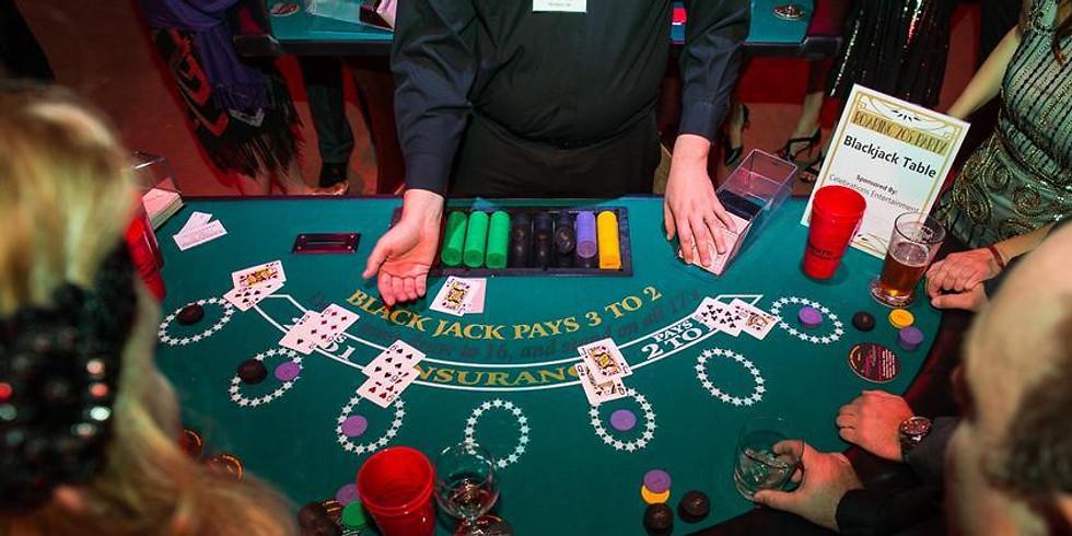 Record Labels Casino Olympiad Night