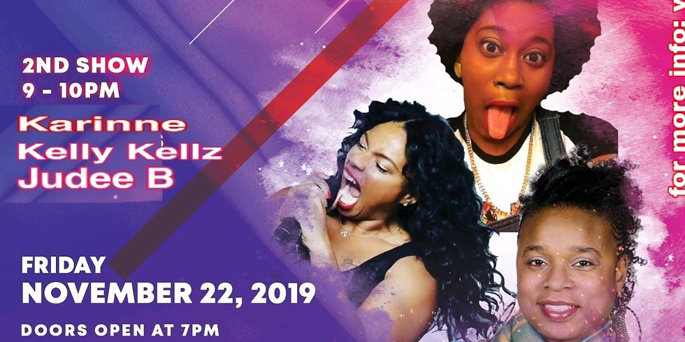 Queens Take A Stand Against Senseless Violence and Women Brutality Show 2