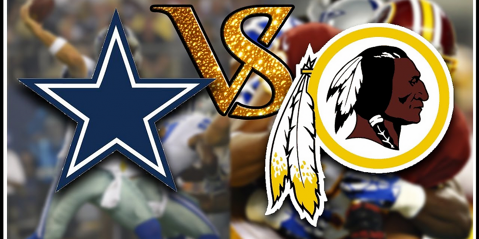 Dallas Cowboys vs Washington