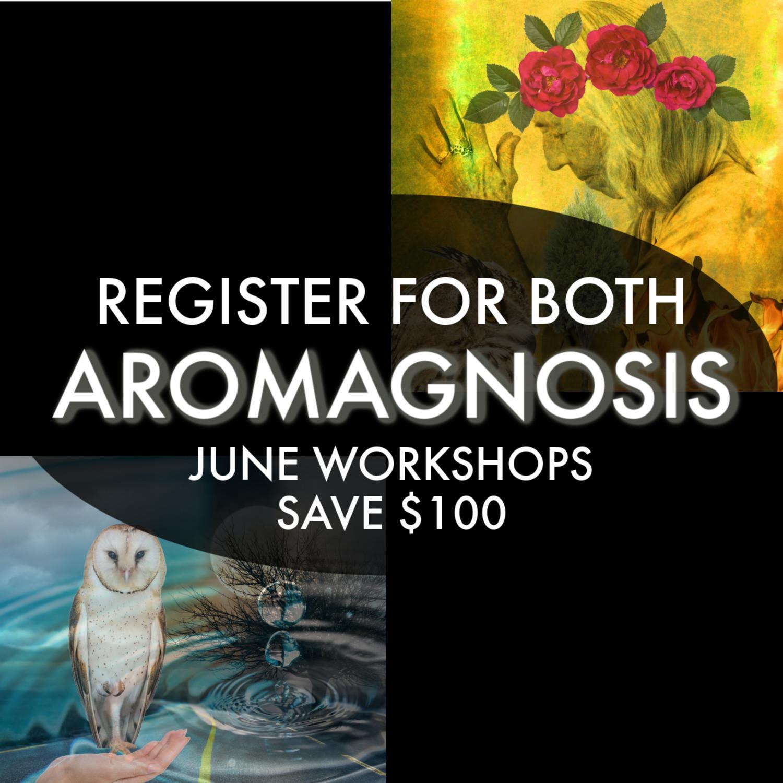 AromaGnosis Menopause + Trauma/Addiction
